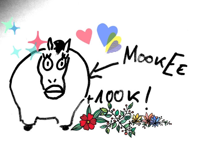 Ponyfluencer MookEE