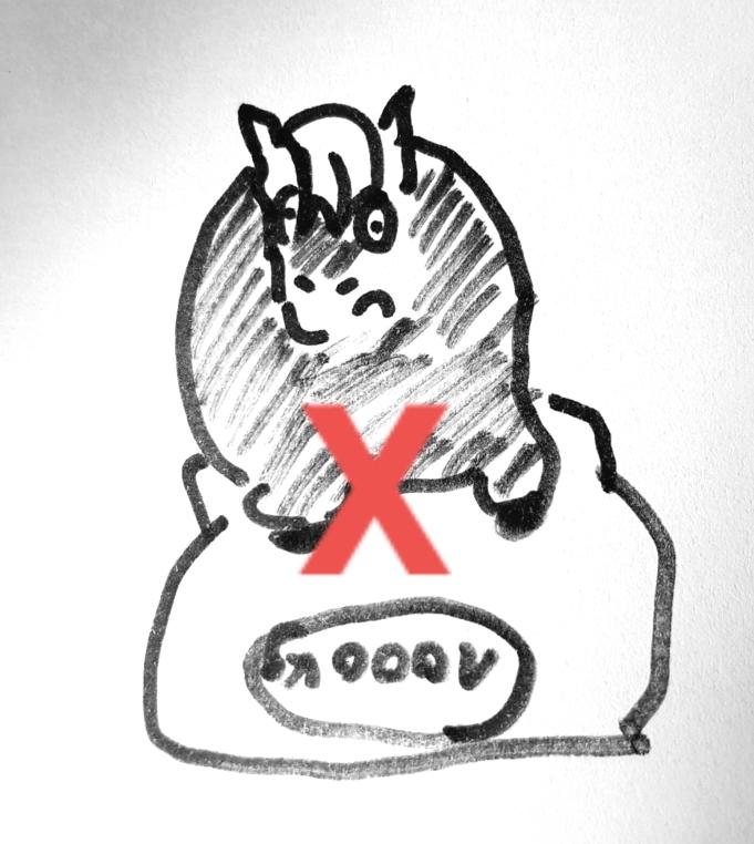 Haflinger zu dick